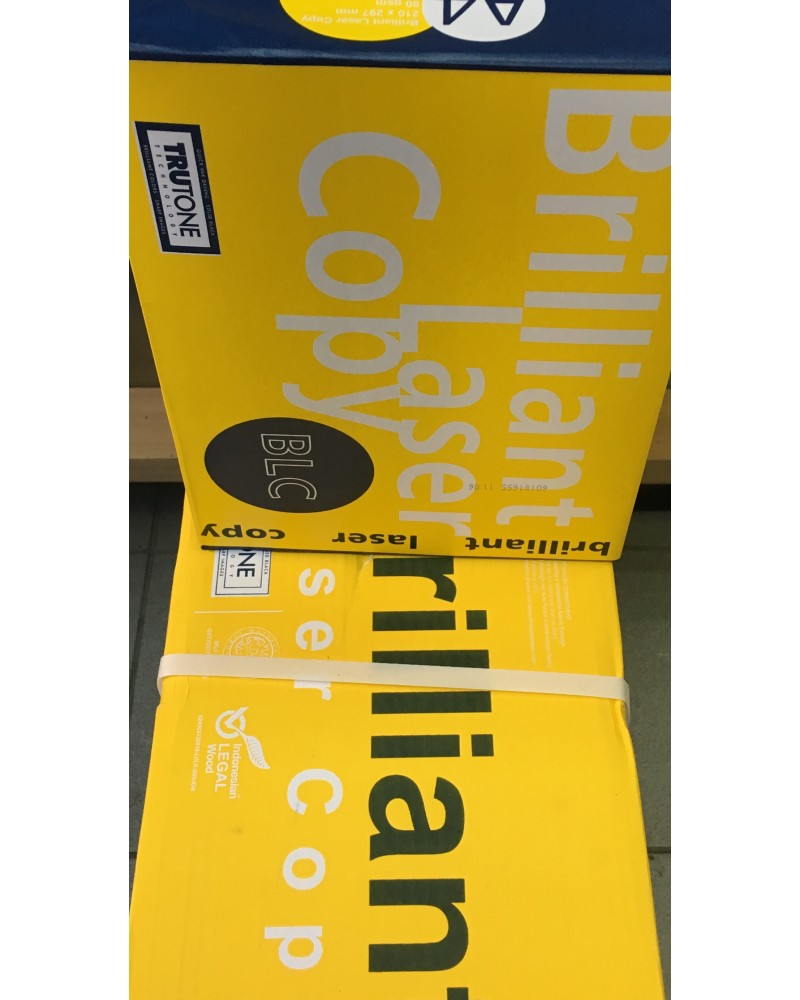 HARTIE COPIATOR A4 80GR/MP BRILIANT YELLOW